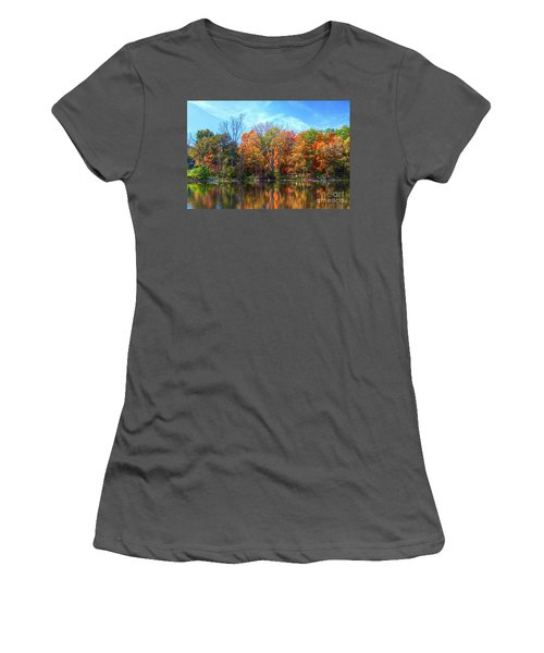 Breathless Women's T-Shirt (Athletic Fit)