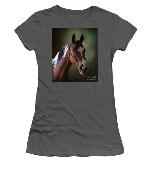 Breezie Women's T-Shirt (Junior Cut) by Jim  Hatch