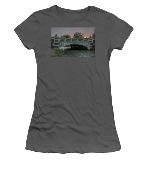Bridge  Women's T-Shirt (Athletic Fit)