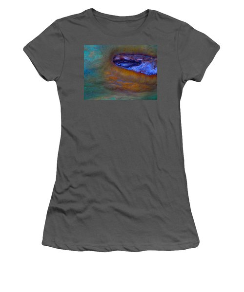 Brighter Days Women's T-Shirt (Athletic Fit)