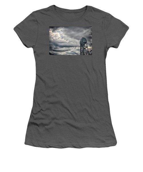 Broadway Bridge Hrd 3 Women's T-Shirt (Athletic Fit)