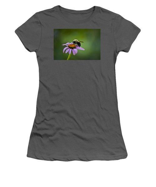 Bumblebee Women's T-Shirt (Athletic Fit)