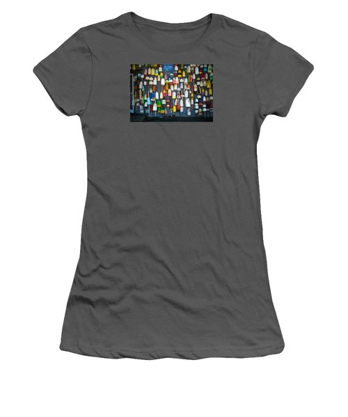 Buoys, Martha's Vineyard Women's T-Shirt (Athletic Fit)