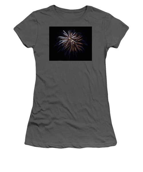 Women's T-Shirt (Junior Cut) featuring the photograph Burst Of Elegance by Bill Pevlor