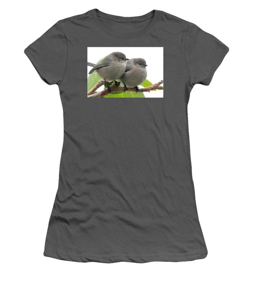 Bushtits Women's T-Shirt (Athletic Fit)
