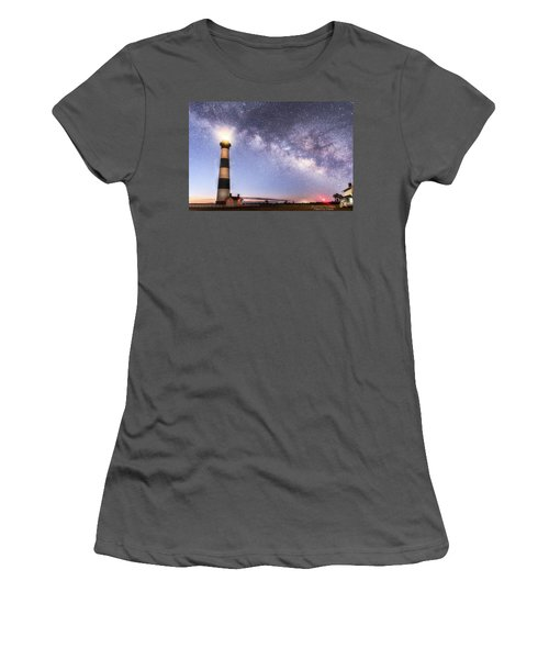 By Dawn's Early Light Women's T-Shirt (Athletic Fit)