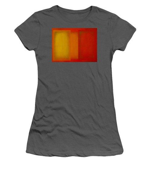 Cadmium Lemon Women's T-Shirt (Athletic Fit)