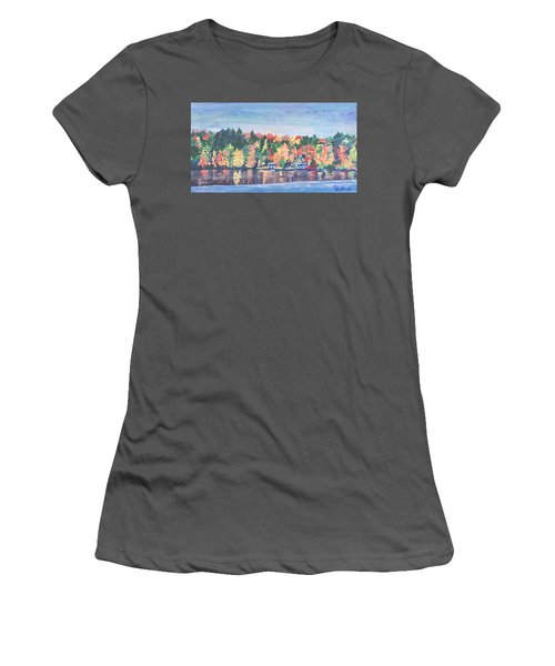 Camp Archbald At Ely Lake Women's T-Shirt (Athletic Fit)