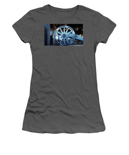 Cannon Women's T-Shirt (Athletic Fit)