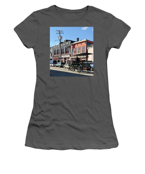 Carriage Women's T-Shirt (Athletic Fit)