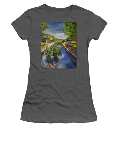 Carroll Creek Women's T-Shirt (Athletic Fit)