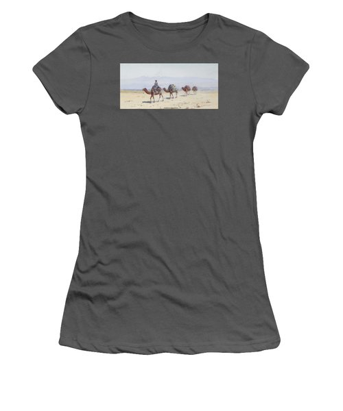 Cavalcade Women's T-Shirt (Athletic Fit)