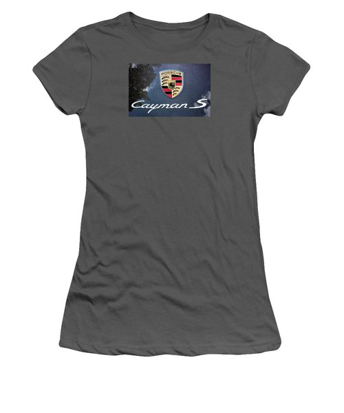 Cayman S Women's T-Shirt (Athletic Fit)