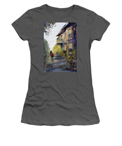 Cedarburg Shadows Women's T-Shirt (Athletic Fit)