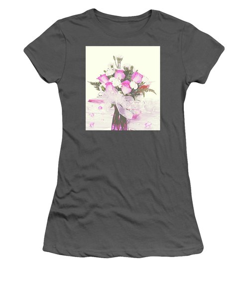 Centerpiece Women's T-Shirt (Athletic Fit)
