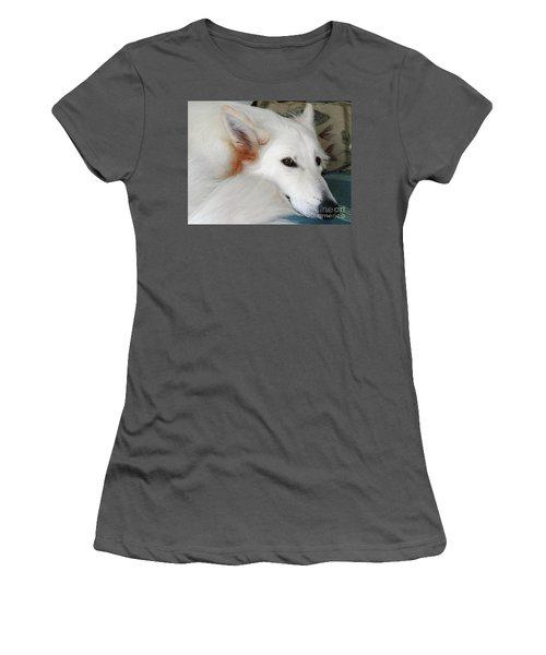 Champanie Janie Women's T-Shirt (Athletic Fit)