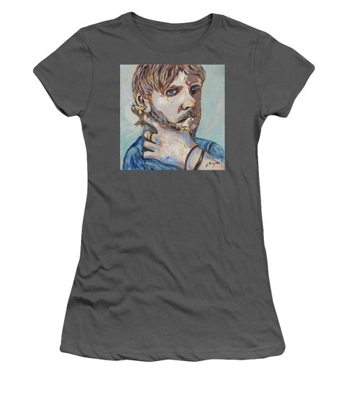 Charlie And The Moth Women's T-Shirt (Athletic Fit)