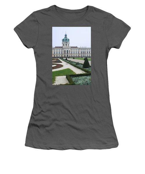 Charlottenburg Castle Berlin Women's T-Shirt (Athletic Fit)
