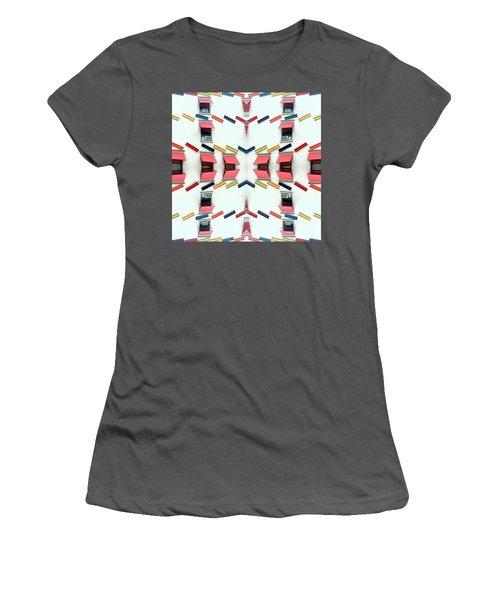 Chelsea No. 2-1 Women's T-Shirt (Athletic Fit)