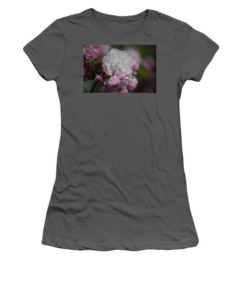 Cherry Blossom 2 Women's T-Shirt (Athletic Fit)
