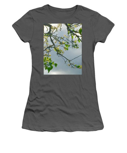 Cherry Tree Hack Women's T-Shirt (Athletic Fit)