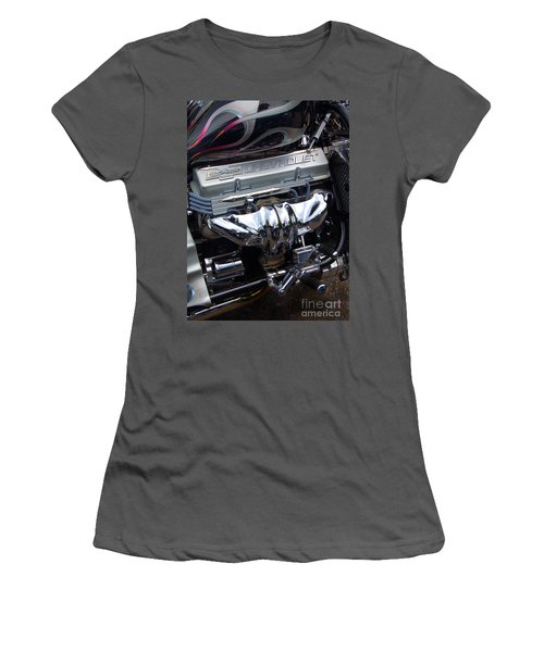 Chevrolet 400 Hp  Women's T-Shirt (Athletic Fit)