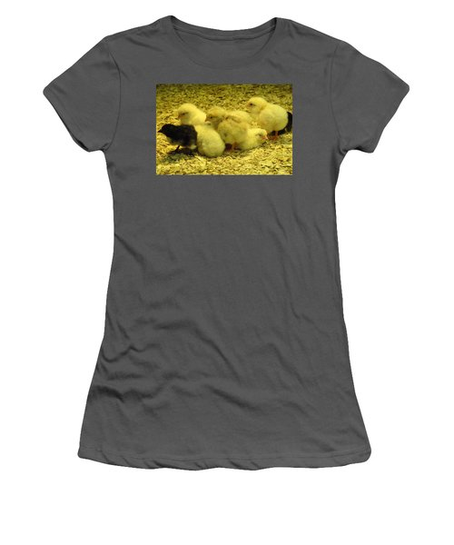 Chicks Women's T-Shirt (Athletic Fit)