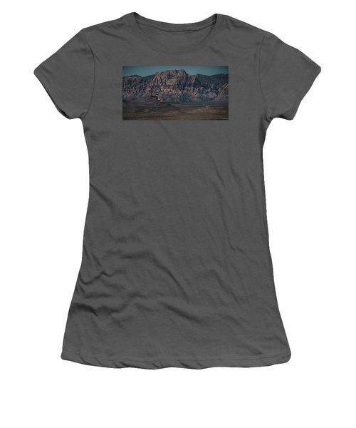 Chopper 13-1 Women's T-Shirt (Athletic Fit)