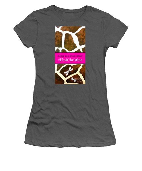 Christina Morris 001 Women's T-Shirt (Athletic Fit)