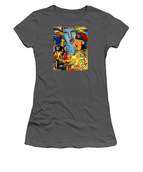 City Chick Women's T-Shirt (Athletic Fit)