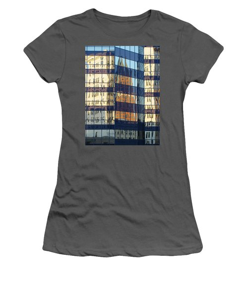 City Reflections 1 Women's T-Shirt (Athletic Fit)