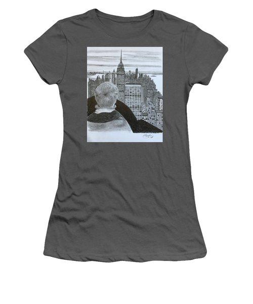 City View  Women's T-Shirt (Athletic Fit)