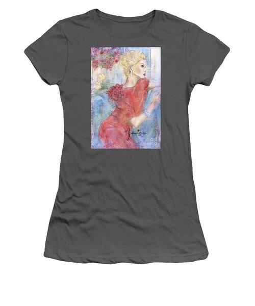 Classic Beauty Women's T-Shirt (Junior Cut) by P J Lewis