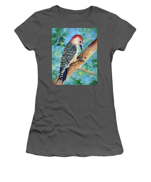 Climbing Women's T-Shirt (Athletic Fit)