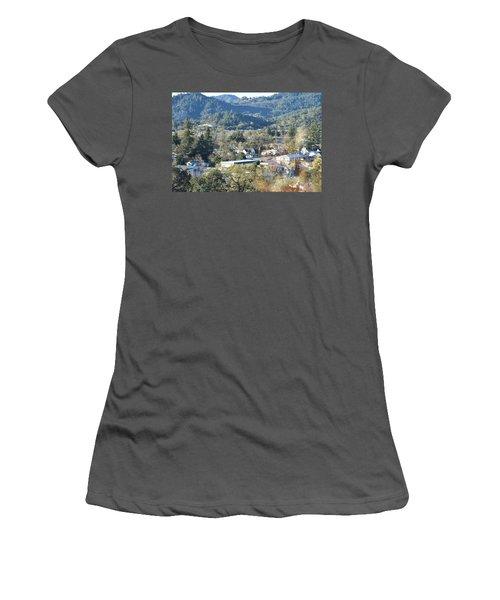 Cloverdale Women's T-Shirt (Athletic Fit)