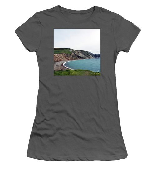 Coastal Arch Women's T-Shirt (Athletic Fit)
