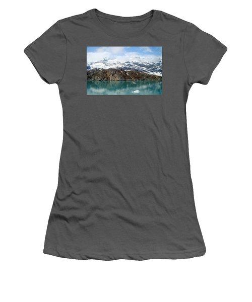 Coastal Beauty Of Alaska 5 Women's T-Shirt (Athletic Fit)
