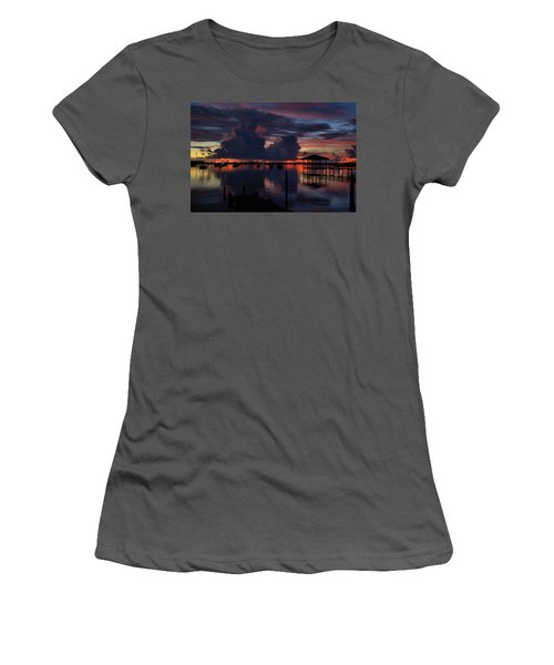 Cocoa Bay Women's T-Shirt (Athletic Fit)