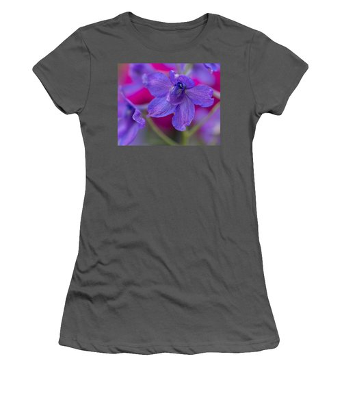 Women's T-Shirt (Athletic Fit) featuring the photograph Color Me Spring by Julie Andel