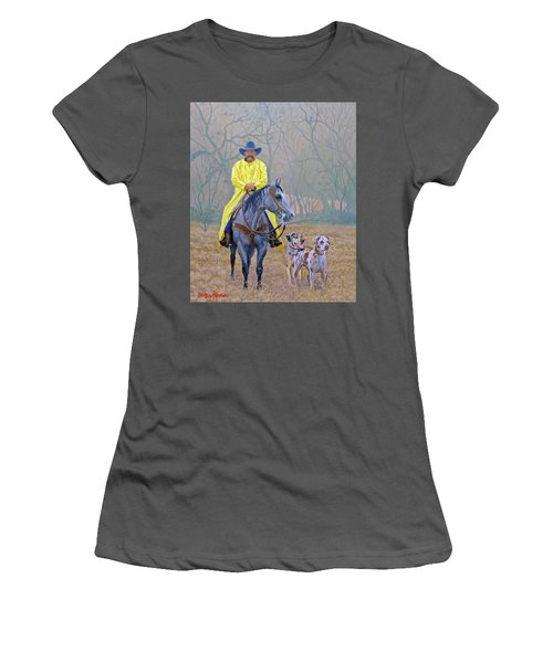 Compadres Women's T-Shirt (Athletic Fit)