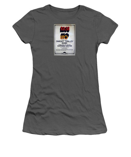 Concert Poster 5 Women's T-Shirt (Junior Cut)