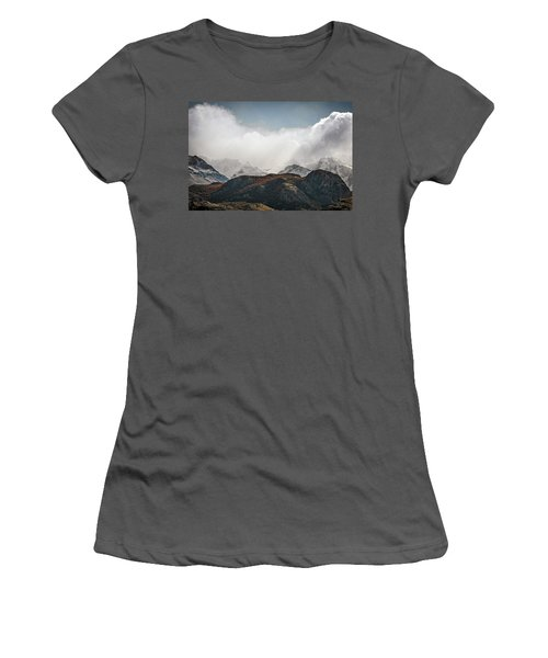 A Condor View Women's T-Shirt (Athletic Fit)