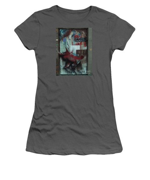 Confused Women's T-Shirt (Athletic Fit)