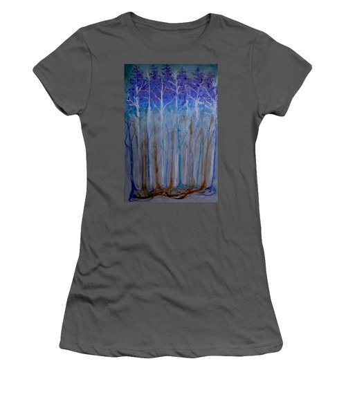 Connected Women's T-Shirt (Athletic Fit)
