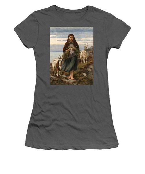 Connemara Girl Women's T-Shirt (Athletic Fit)