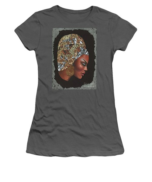 Contemplation Too Women's T-Shirt (Athletic Fit)