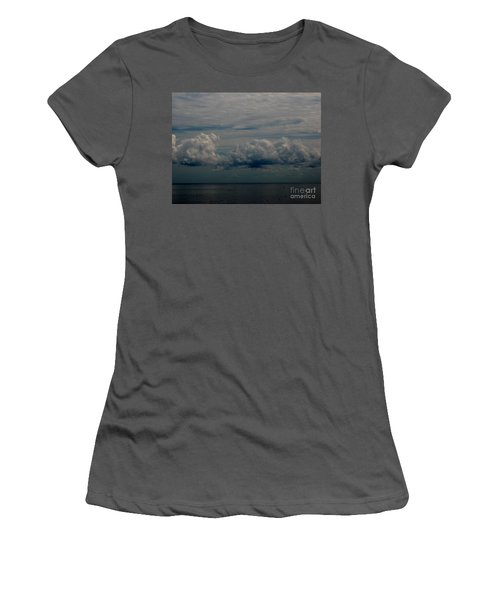 Cool Clouds Women's T-Shirt (Athletic Fit)