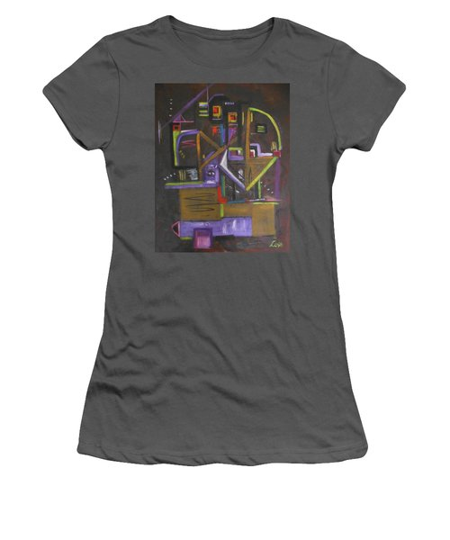 Cool Vibe Women's T-Shirt (Athletic Fit)