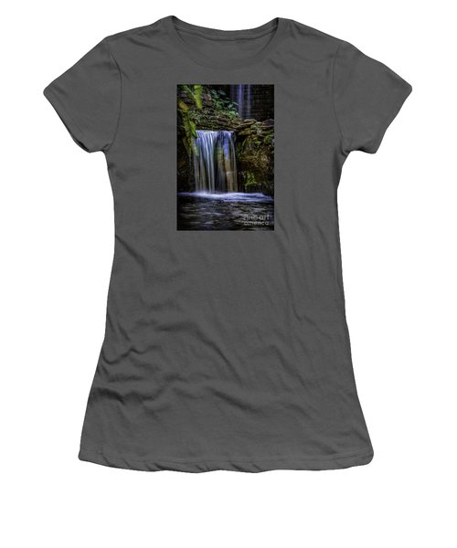 Cool Water Women's T-Shirt (Athletic Fit)