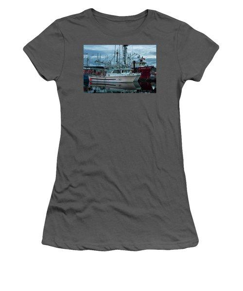 Women's T-Shirt (Junior Cut) featuring the photograph Cork To Cork by Randy Hall